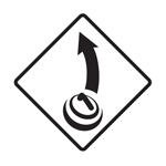 street-curling-icon