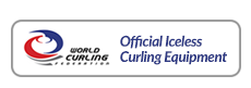 Official Iceless Curling Equipment of the World Curling Federation