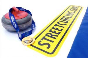 street curling gold medal