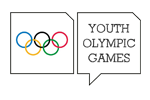synthetic ice curling for Youth Olympics