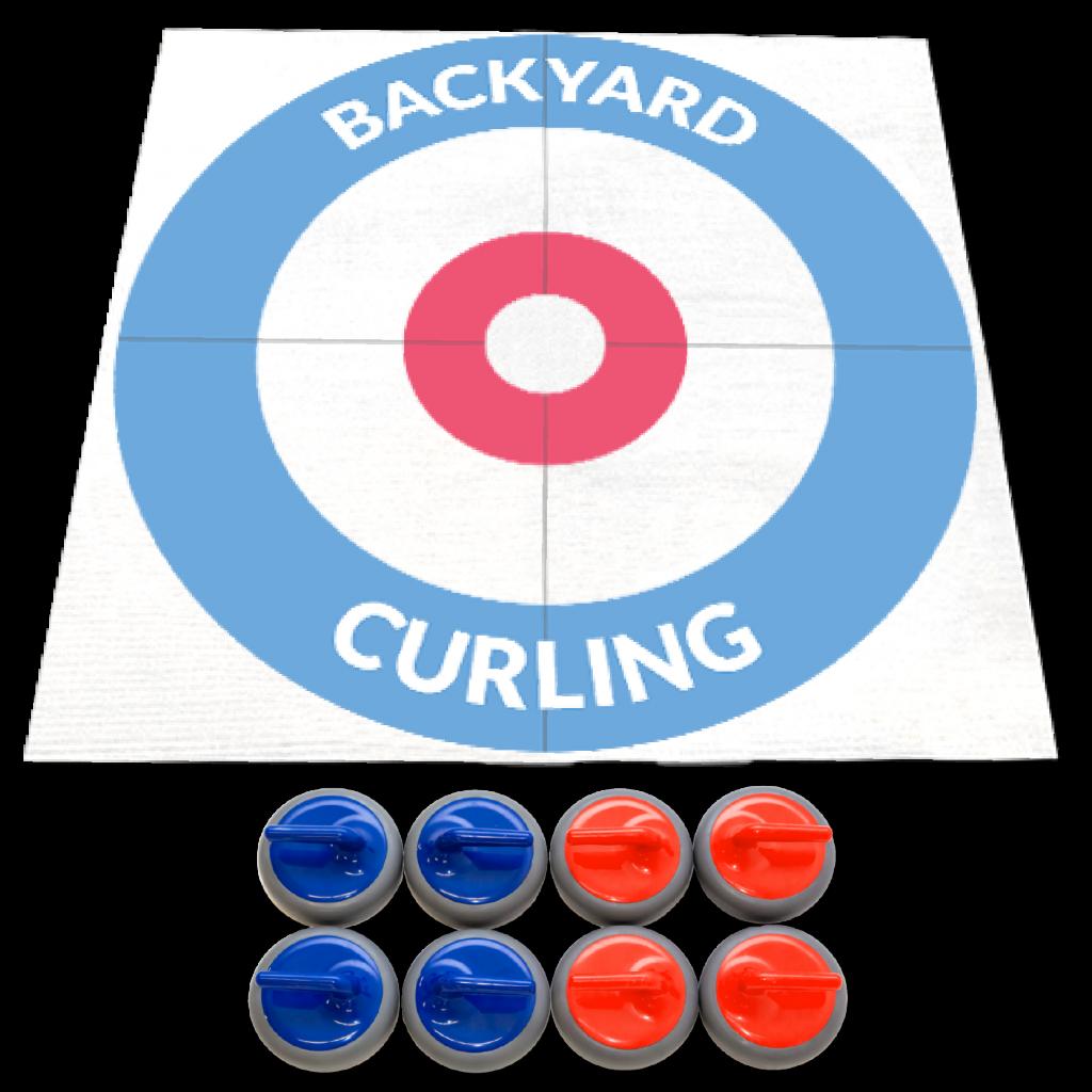 Backyard Curling Set – ISO-01